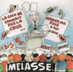 Melasse - La coco ne connait pas