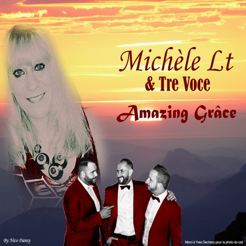 Michèle LT - Amazing grace