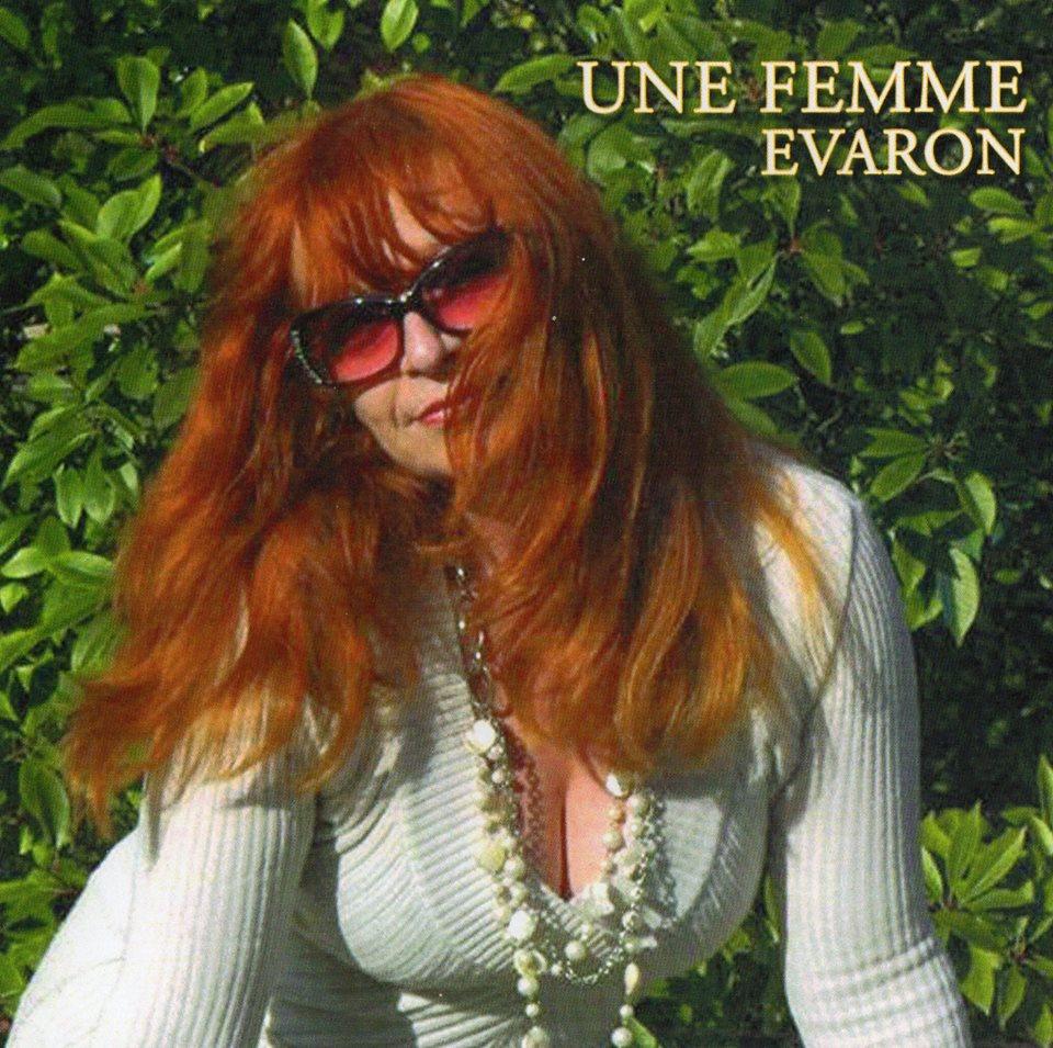 """Album CD """"Une femme"""""""