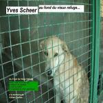 Yves Scheer - Au fond du vieux refuge