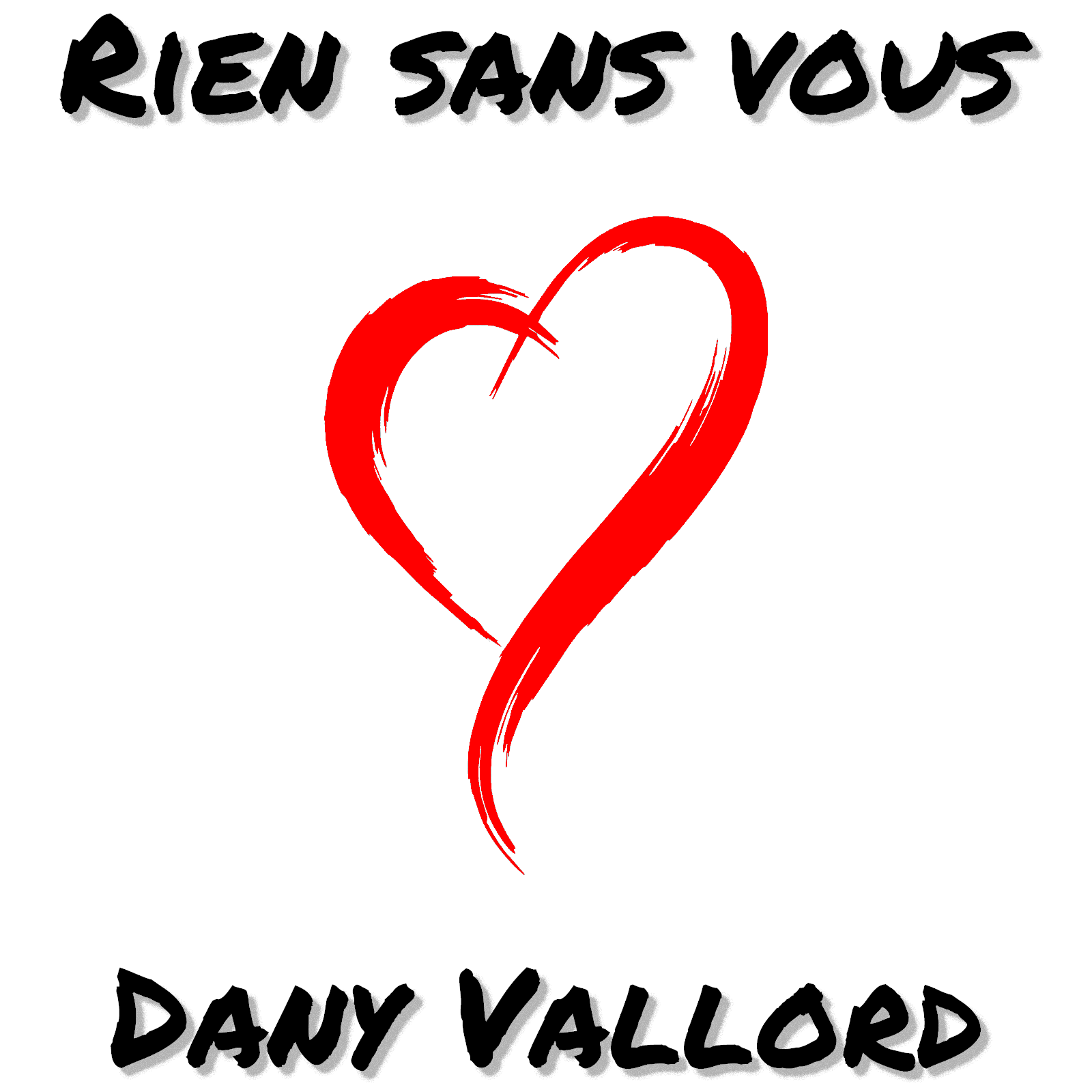 Dany Vallord - Album EP 6 titres
