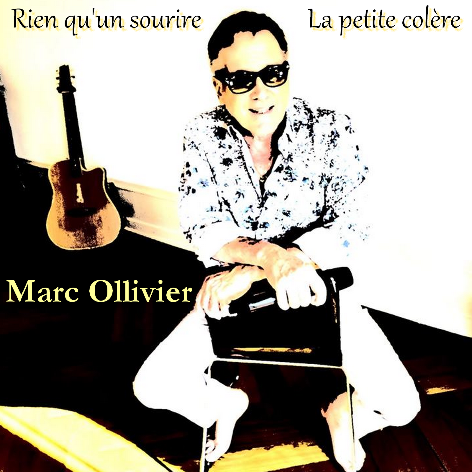 Marc Ollivier - Le double Single